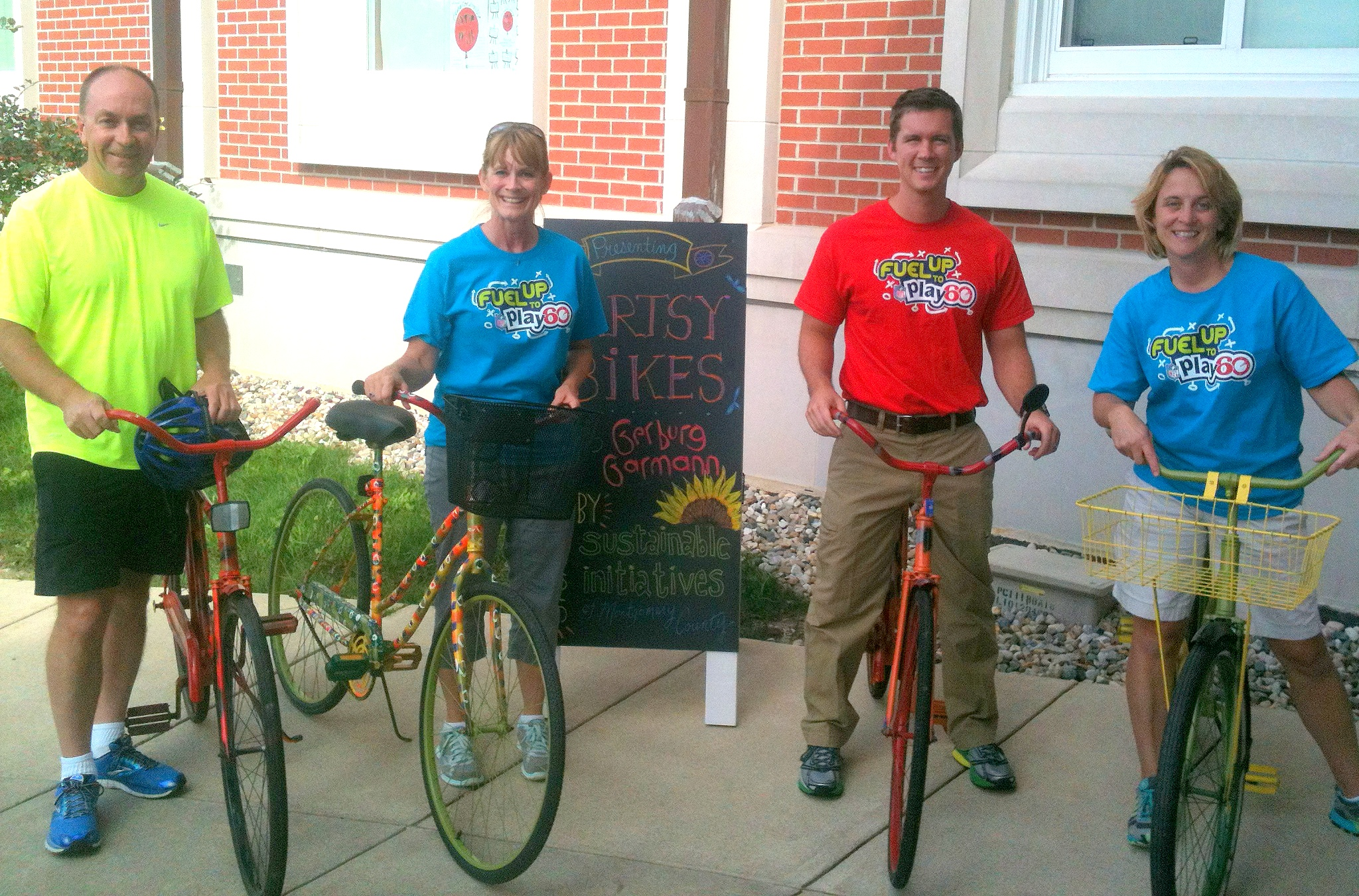 Artsy Bikes