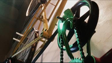 Recycled Bike